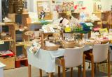 セルプ商品販売所の店内の写真