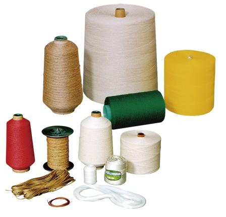 「工業用ミシン糸」化学繊維・天然繊維・機能繊維など多岐に渡る