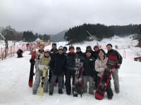 いぶきの里スキー場①