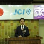 理事長予定者挨拶:藤井 秀和
