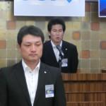 開会の辞 森本副理事長