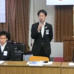 選挙管理委員会委員長 田辺直前理事長