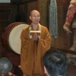 JCの先輩でもある三佛寺副住職・米田良範氏