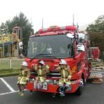 消防士になれたよ