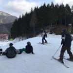いぶきの里スキー場②